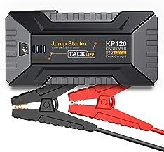 TACKLIFE 1200A Booster Batterie Voiture – 12V Démarrage de Voiture (Jusqu'à..