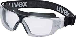 Seguridad Trabajo Uvex Pheos Gafas Protectoras Transparentes Anti-rayaduras y Anti-vaho