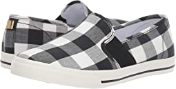 Black/White Large Gingham Check