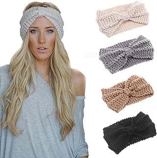 Best cute knit headbands Reviews