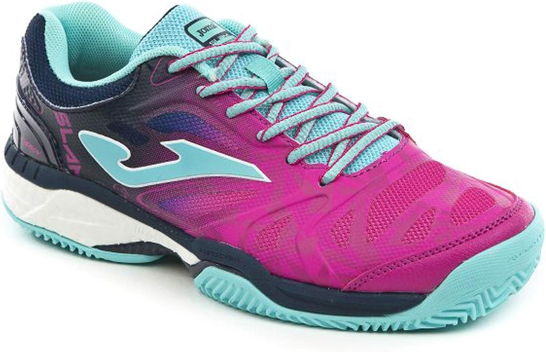Joma Tennis shoes ON Earth T_SLAM Lady 810 Fuchsia Scarpa women