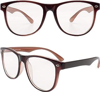 Non Prescription Eyewear Lightweight TR eye glasses 7518