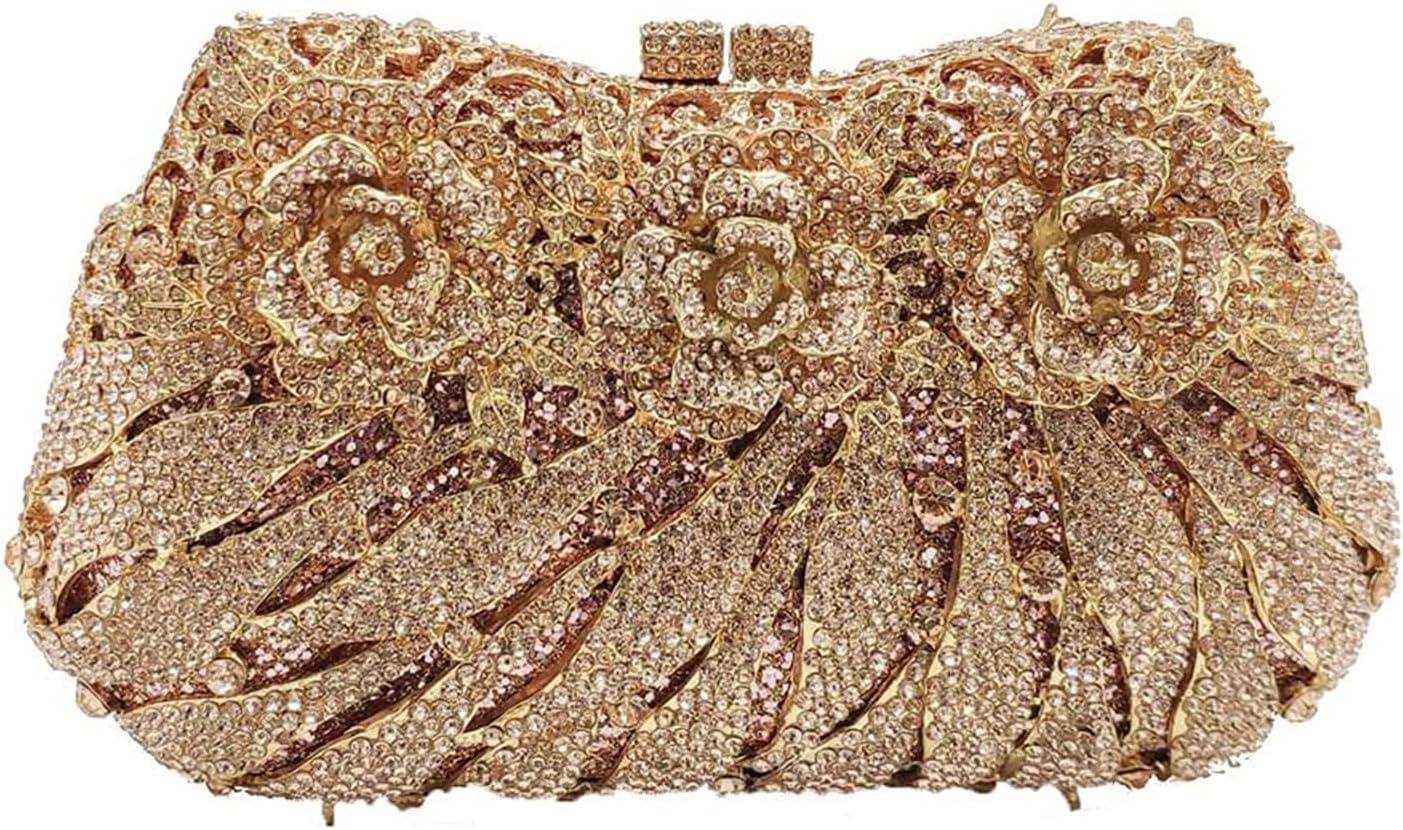 TOPOU Evening Clutch Elegant B Crystal San Antonio Mall Women Bags Brand Cheap Sale Venue