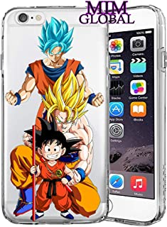 coque dragon ball iphone 8