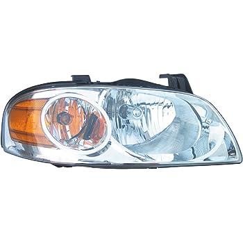 Dorman 1591974 Passenger Side Headlight Assembly For Select Nissan Models