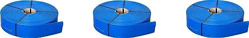 """Sun-Flow SF10E-0200 2"""" Lay Flat Hose, 300' Sun-Flow PVC SF10 (3)"""