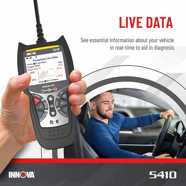 innova 5410 Live Data