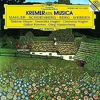 Webern / Schoenberg / Berg /Mahler: Kremerata Musica (2001-12-21)