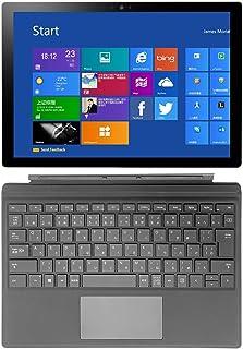 中古タブレットPC Surface Pro+ I5-7300U 2.6GHz メモリ4GB SSD128GB 12.3インチ win10 日本語キーボード付き シルバー