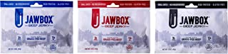 Jawbox Jerky Grass-Fed Beef Jerky Variety Pack of 3 - Whole Muscle, Gluten-Free, USA Grass-Fed and Finished Angus Beef
