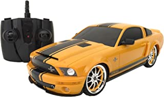 XQ TOYS 1:18 Licensed Shelby Mustang GT500 Super Snake Electric RTR Remote Control RC Car