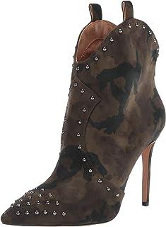 Jessica Simpson Pixillez3 Women's Boots Green Combo 5