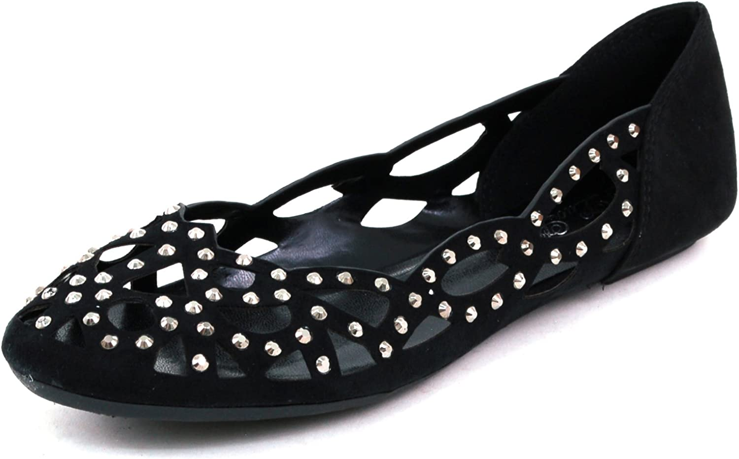 Luo Luo Womens Dora Ballet Flats