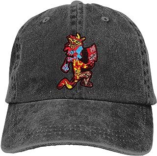 Hatchetman ICP Adjustable Baseball Cap Funny Unisex Cowboy Hat