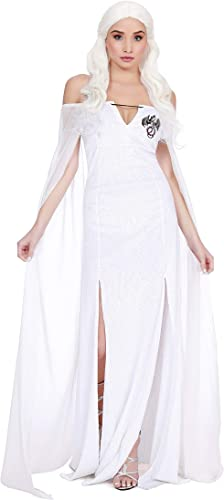 The Woherren Dragon Beauty Fancy Dress Costume Medium