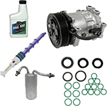 Universal Air Conditioner KT 1195 A/C Compressor and Component Kit