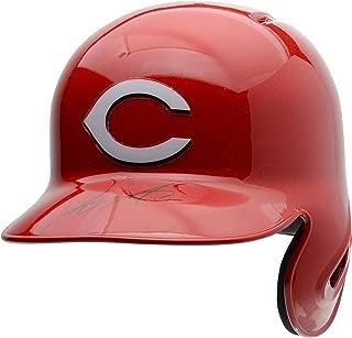 Aristides Aquino Cincinnati Reds Autographed Replica Batting Helmet - Fanatics Authentic Certified - Autographed MLB Helmets