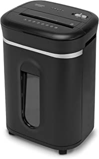 Aurora AU1800XA Anti-Jam 18-Sheet Crosscut Paper/CD and Credit Card Shredder/ 6-Gallon pullout Basket 30 Minutes Continuou...