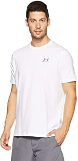 UNDER ARMOUR CHARGED COTTON ERKEK T-SHIRT 1257616-100