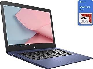 """HP Stream (6ZB90UA) Laptop, 14"""" HD Display, AMD A4-9120E Upto 2.2GHz, 4GB RAM, 32GB eMMC, HDMI, Card Reader, Wi-Fi, Blueto..."""