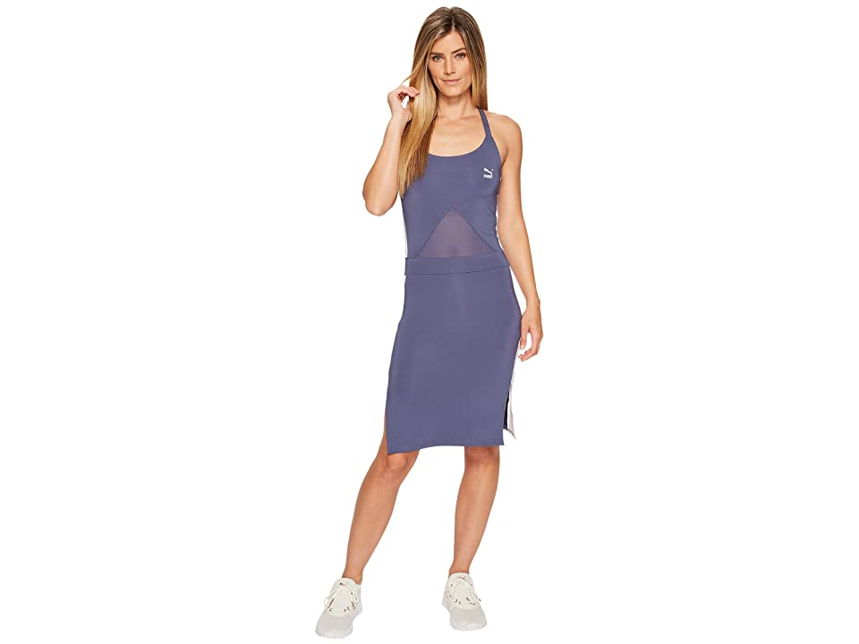 PUMA Archive T7 Dress (Blue Indigo) Women