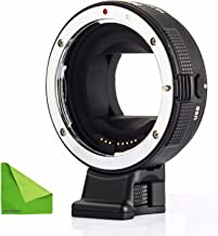 ef to nex adapter with aperture control