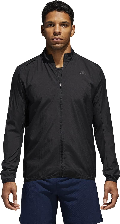 Adidas Men 's Running Response Wind Jacket