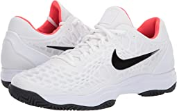 c37743acb29b White Black Bright Crimson. 35. Nike. Zoom Cage 3 HC
