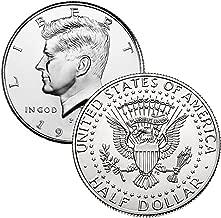 1985 jfk half dollar