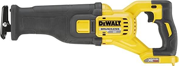 DEWALT DCS388N-XJ - Sierra sable sin escobillas XR Flexvolt 54V sin cargador/batería
