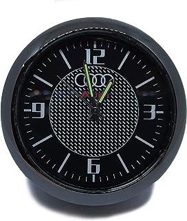 Rosso rosso, verde, blu YB27T LED KIMISS Orologio digitale per auto Orologio elettronico digitale luminoso Orologio decorativo Accessori