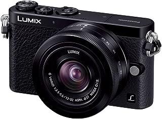 Panasonic Digital Spiegelreflex Kamera Lumix GM1 Lens Kit Standard Zoom Objektiv kommt mit schwarz dmc-gm1 K-k [International Version, ohne Garantie]