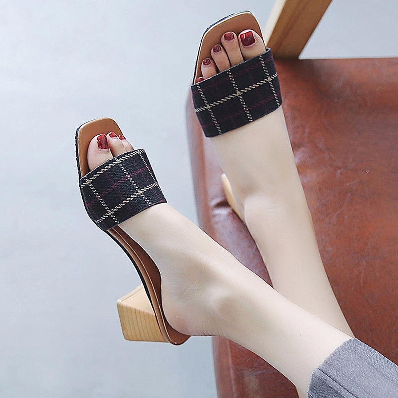 QPSSP Paar Schuhe Und Sandalen,38,Schwarz Sandalen,38,Schwarz  bester Ruf