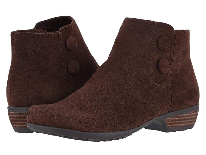 Walking Cradles Evan (Brown Suede) Women's Boots