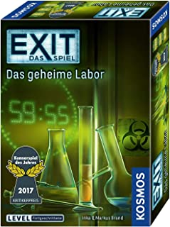 Kosmos 692742 Exit - The Game, The Secret Lab
