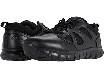 Reebok Work Sublite Cushion Tactical Soft Toe EH (Black) Men