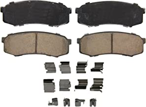 Best 2003 toyota sequoia rear brake pads Reviews