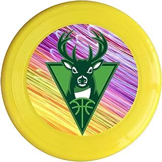 Kim Lennon Mil Bucks Winner Custom Recreation Plastic Frisbee Colors And Styles Vary Yellow