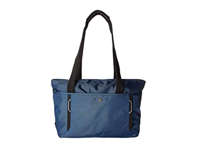 Victorinox Werks Traveler 6.0 Shopping Tote (Blue) Luggage