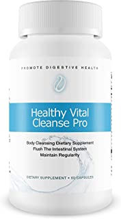 -Potent and Effective Probiotic Formula- Detox and Cleanse Safely- Colon Cleanse and Detoxification- 60 Capsules for Women...