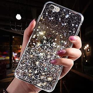 Herbests Coque pour Huawei Honor 20,Diamant Bling Coque Ultra Slim Cristal Brillant Reflet Miroir Case avec 360 Degr/és Rotation Bague Glitter Anneau Flex Soft Gel en TPU Silicone Housse Bumper Cover