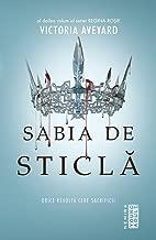 Sabia de sticla (Regina rosie Book 2) (Romansh Edition)