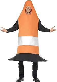 Smiffys Men's Traffic Cone Costume