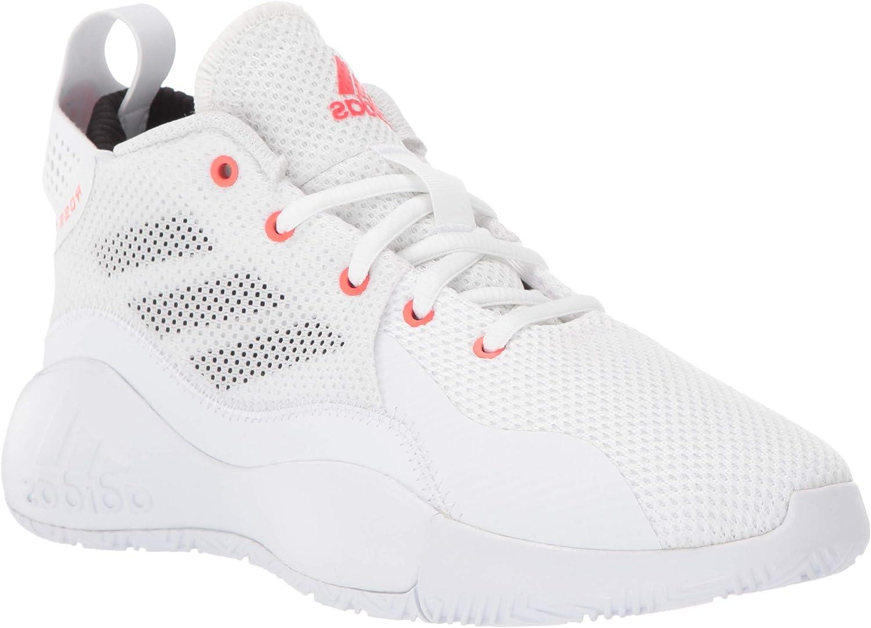 adidas Unisex-Child D Cheap mail order shopping Rose Sacramento Mall Shoe 773 Basketball