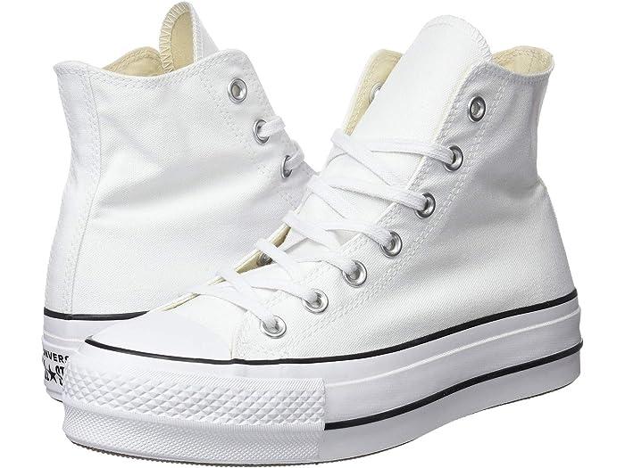 Converse Chuck Taylor® All Star® Lift Hi | Zappos.com