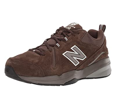 New Balance 608v5 SINGLE SHOE (Chocolate Brown/White) Men
