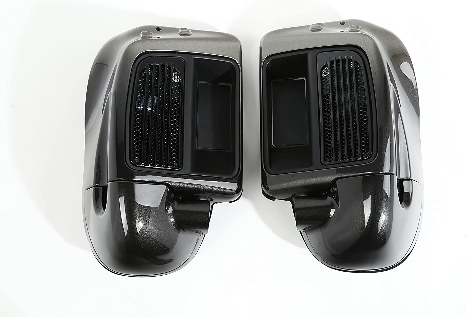 Black Earth Fade Water ! Super beauty product restock quality top! Cooled Vented Lower Fairing Mail order Harle For Fit