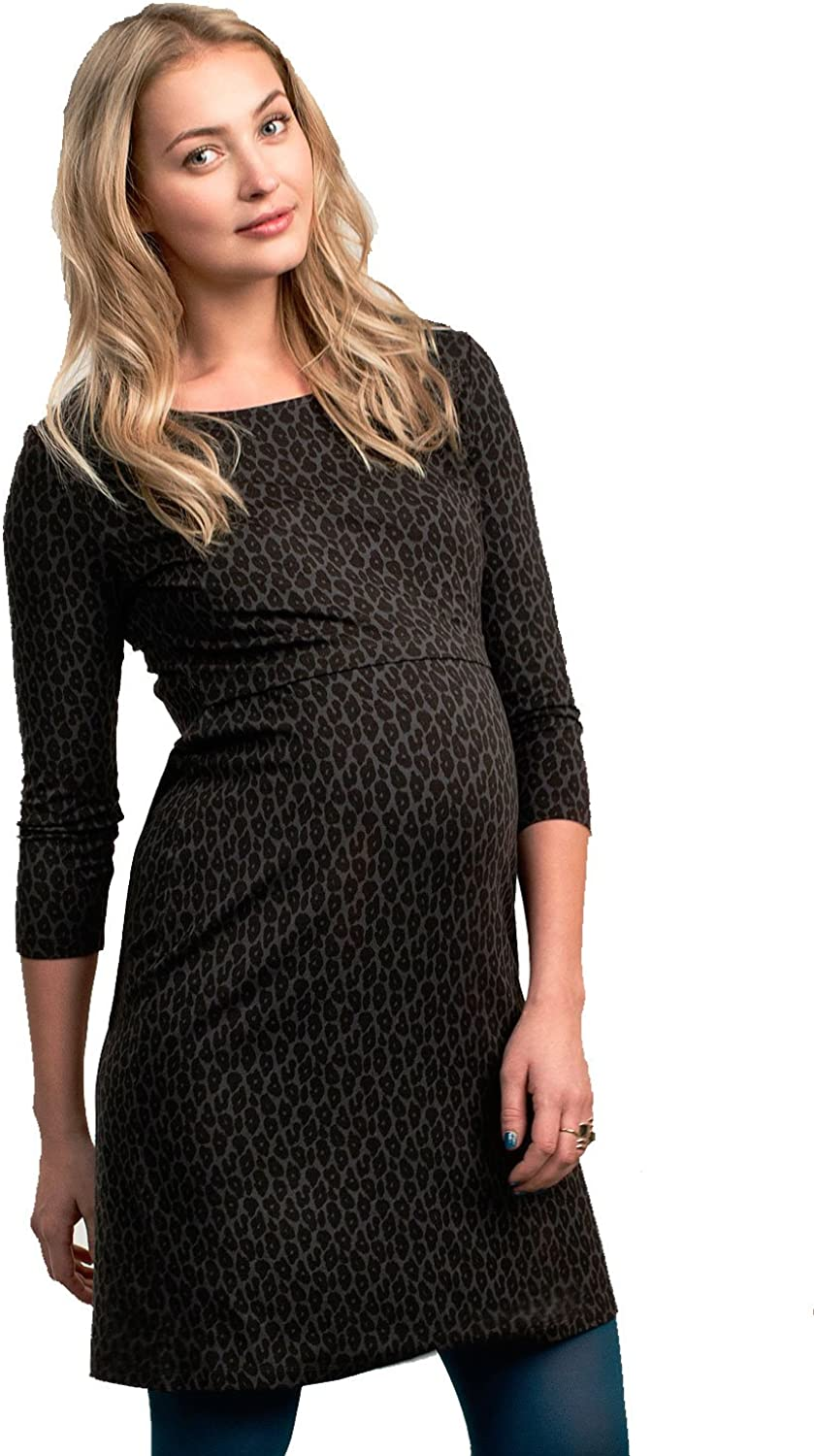 Boob Women's Leo 3 4 Sleeve Dress