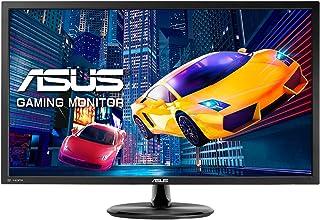 ASUS VP28UQG - Monitor de gaming 28 pulgadas (Adaptive-Sync/FreeSync, Antiparpadeo, Filtro de luz azul)