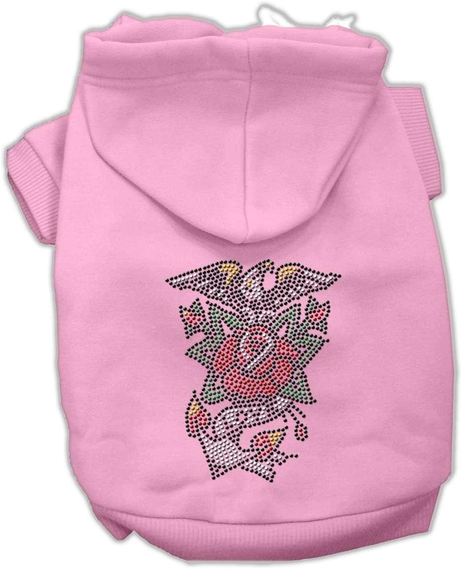 Mirage Lowest price challenge Pet Products Eagle Hoodies_PARENT Limited time for free shipping Rose Nailhead